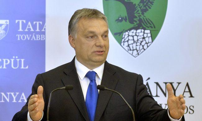 Orbán: a terror minden formája ellen küzdeni kell