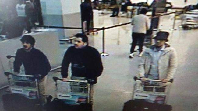 Brüsszeli terrortámadás: még egy merénylő lehetett a repülőtéren
