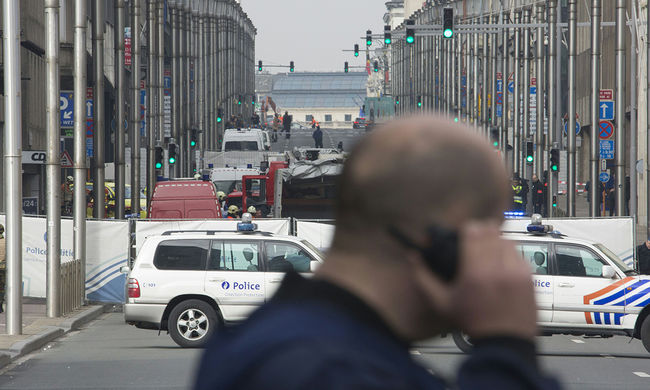 Háromnapos nemzeti gyászt hirdettek Belgiumban