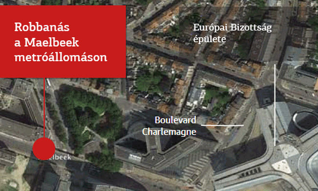 Terror Brüsszelben: 34 halott, 230 sérült eddig - köztük két magyar