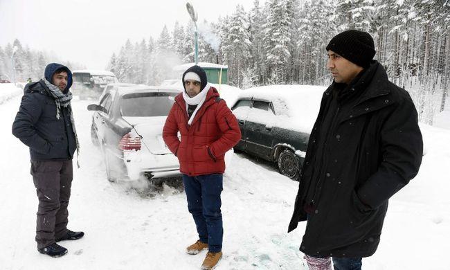 Az Északi-sark felől sem jöhetnek be a migránsok Európába