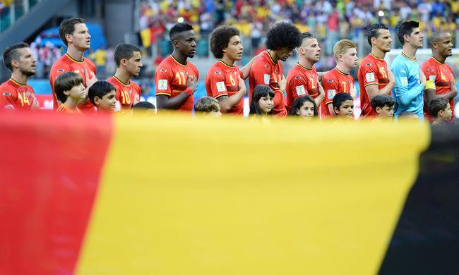 Elmaradhat a belga válogatott meccse a merényletek miatt