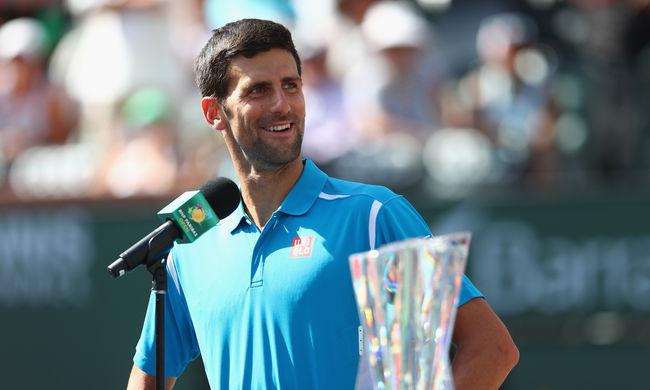 Djokovics bocsánatot kért a női teniszezőkkel kapcsolatos kijelentése miatt