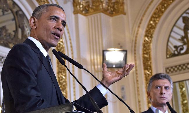 Obama: Amerika le fogja győzni az Iszlám Államot