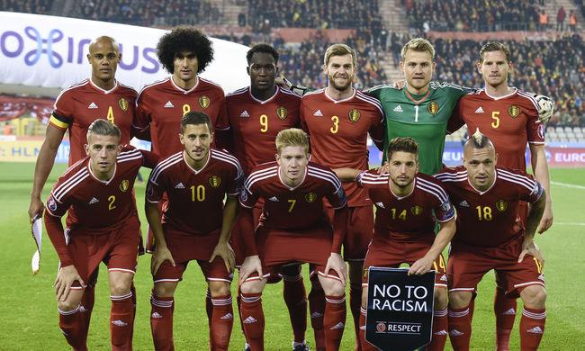 Mégis megrendezik a belgák válogatott meccsét, csak nem Belgiumban