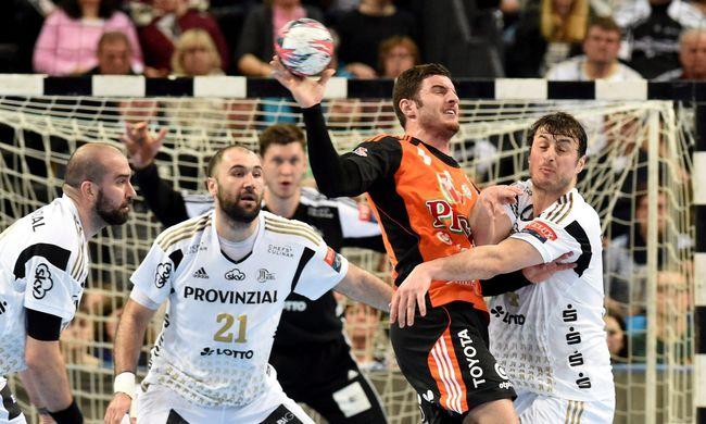 Nem sikerült a bravúr, a Szeged kiesett a Bajnokok Ligájából