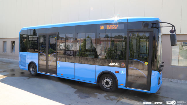 Mégsem lesznek új midibuszok Budapesten?