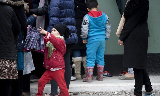 Egyetlen migráns sem érkezett a görög szigetekre az elmúlt 24 órában
