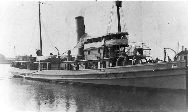 Száz éve elsüllyedt hajóroncsot találtak San Francisconál