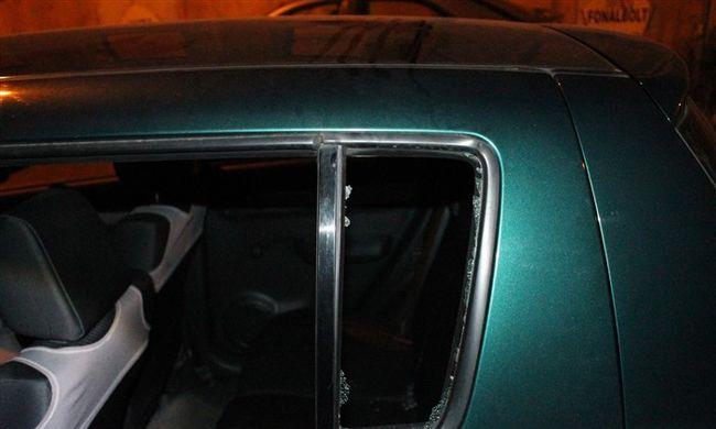 Hat autót tört fel négy nap alatt a fiatal
