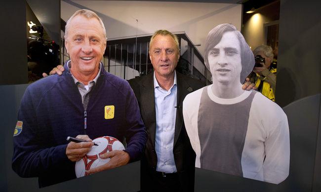 Cruyffot gyászolja a futballvilág - videók