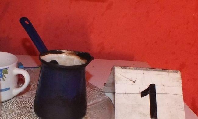 Kávékiöntővel ütötte fejbe áldozatát a 16 éves lány
