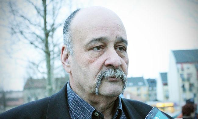 """""""Nem hallottam a robbanást. Éreztem.""""- a Magyar Vöröskereszt elnöke a Faktornak"""
