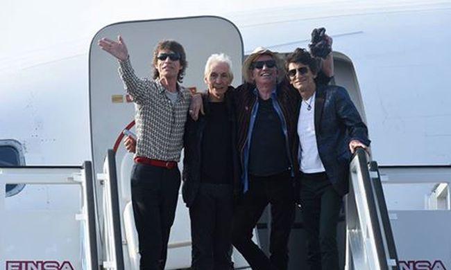 Történelmi jelentőségű koncertet ad a Rolling Stones