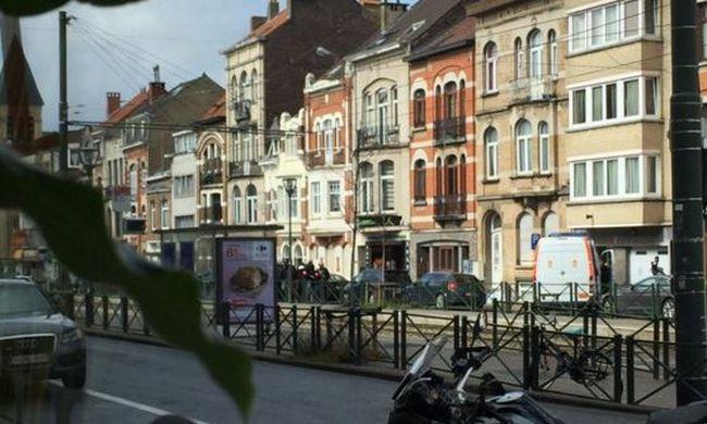 Újabb robbanás volt Brüsszelben