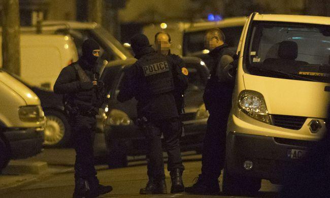 Robbantani akart a férfi, akit letartóztattak Párizsban