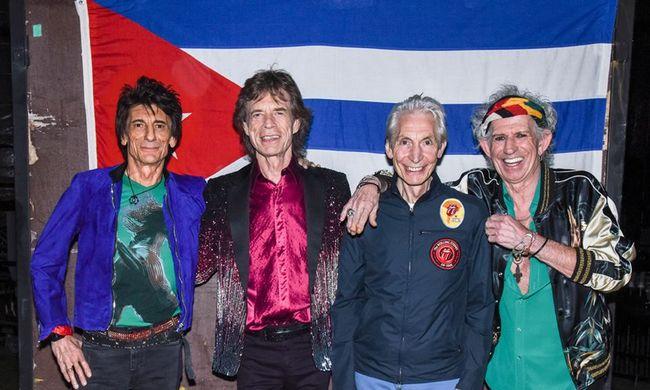 Évtizedek óta vártak erre - nagy siker volt a Rolling Stones kubai koncertje