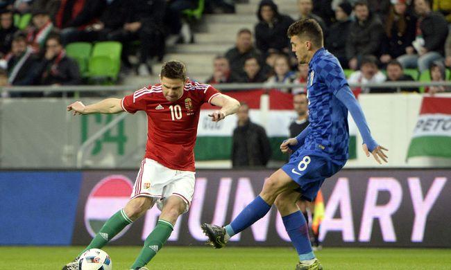 GÓL! Egyenlített Magyarország Dzsudzsák góljával!