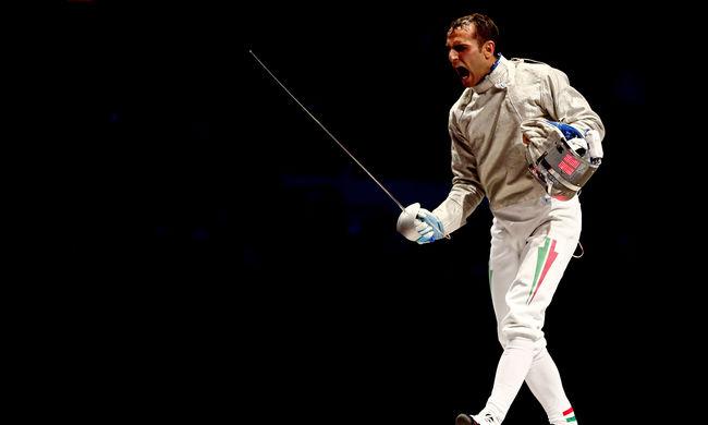 Megvédheti olimpiai címét Szilágyi Áron