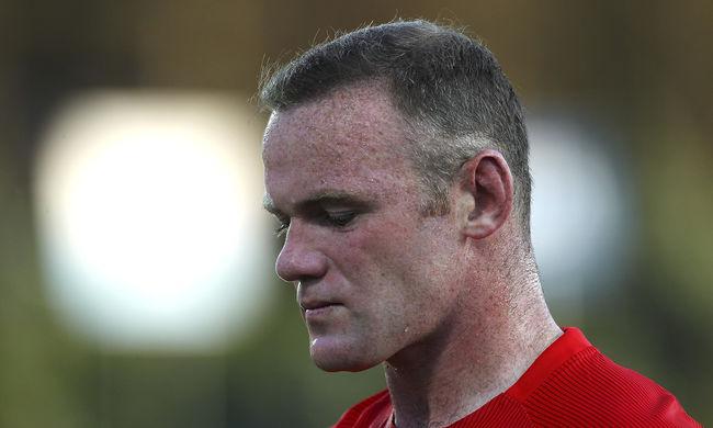 Wayne Rooney lehet a tegnapi fantasztikus angol győzelem legnagyobb vesztese
