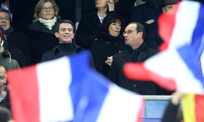 A francia foci erősebb a terroristáknál