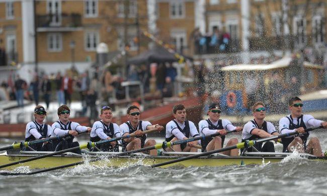Cambridge-i siker a történelmi londoni evezősversenyen