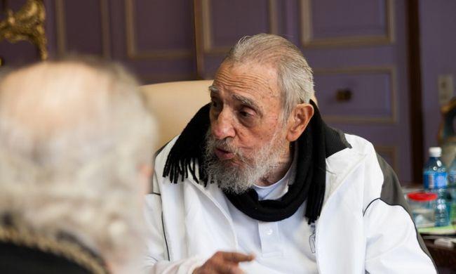 Castro húga nem örül, de nem megy el a temetésre
