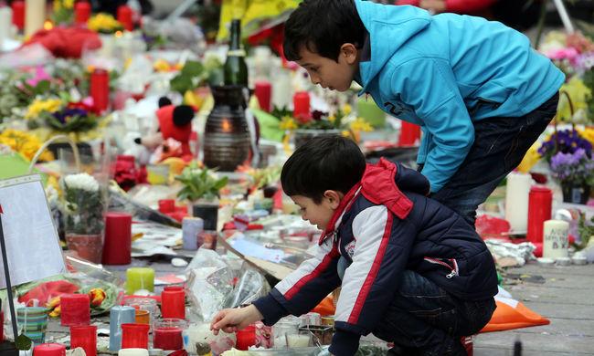 Brüsszeli robbantások: újabb négy halott