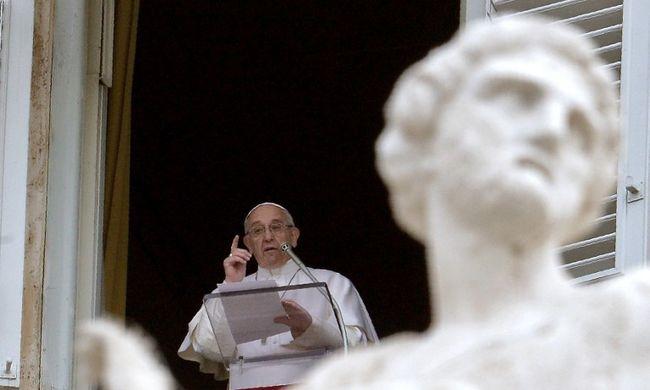 Ferenc pápa elítélte a pakisztáni merényletet