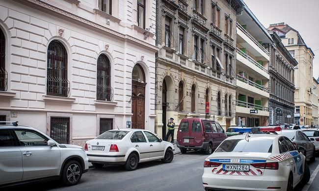 Holttestet találtak Budapest belvárosában, megölhették