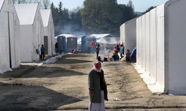 A német külügyminiszter a balkáni útvonalat lezáró országokat kritizálta