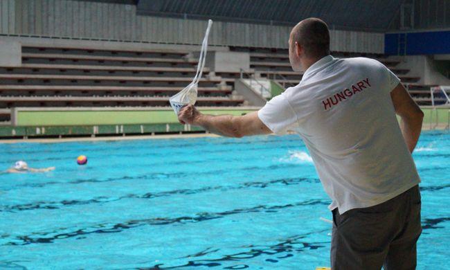 Ők harcolhatják ki a férfi vízilabdások olimpiai szereplését