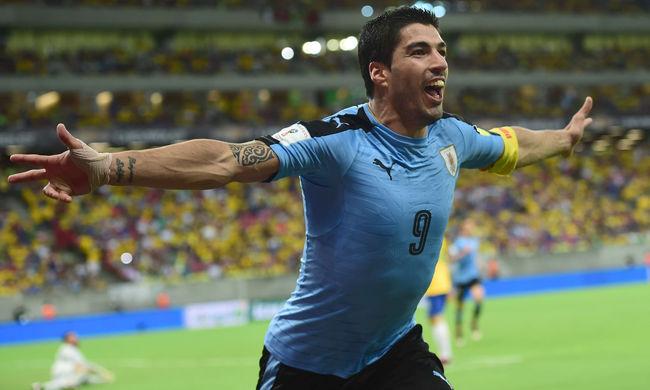 Kiderült, hogy pontosan mennyit fizetett Suárezért a Barcelona