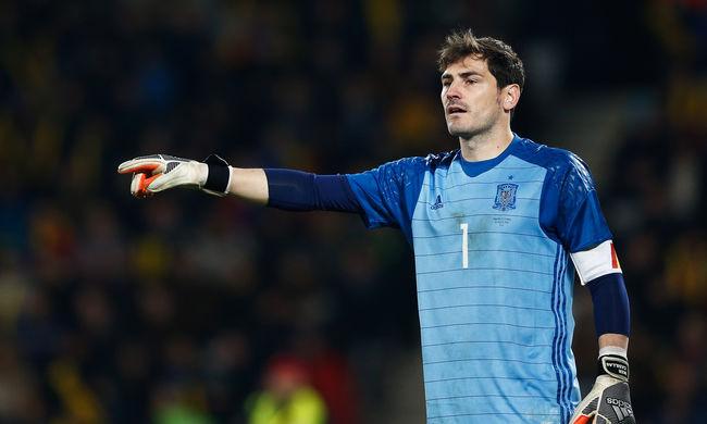 16 év után Iker Casillas kikerül a válogatottból?