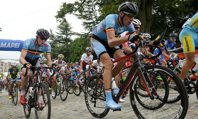 Már a második belga kerékpáros halt meg néhány nap alatt