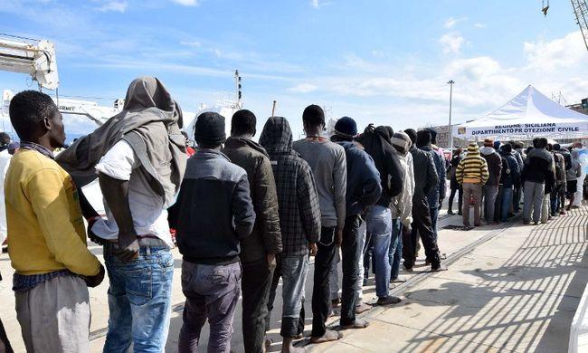 Az összeomlás szélén áll az olasz befogadási rendszer