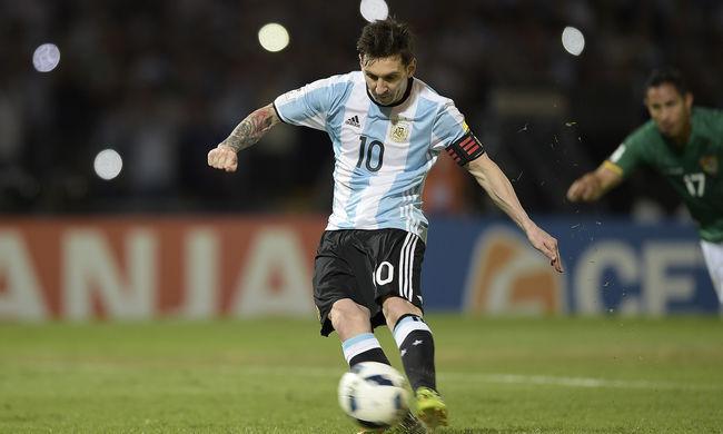 Rengeteg egyiptomit megsértett Messi a cipőivel