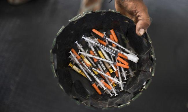 Az erős fájdalomcsillapítók után váltanak heroinra az emberek egy kutató szerint