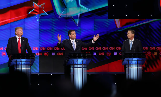 Nem támogatnák egymást a republikánus elnökjelöltek