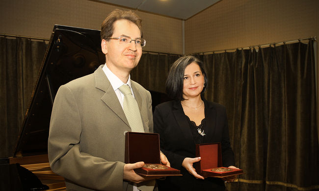 Átadták a Bartók-Pásztory-díjat a Zeneakadémián