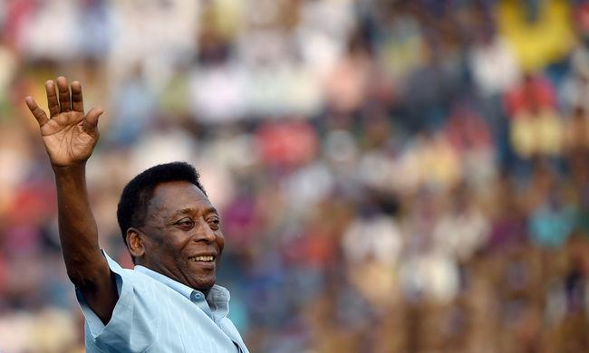 30 millió dollárra pereli a Samsungot Pelé