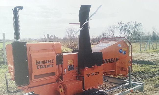 Így néznek ki az ellopott  ágaprító gépek