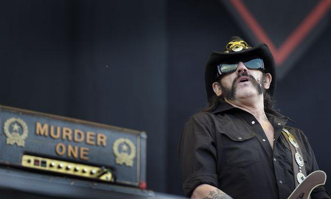 Búcsú Lemmytől: új Motörhead-albumot adnak ki