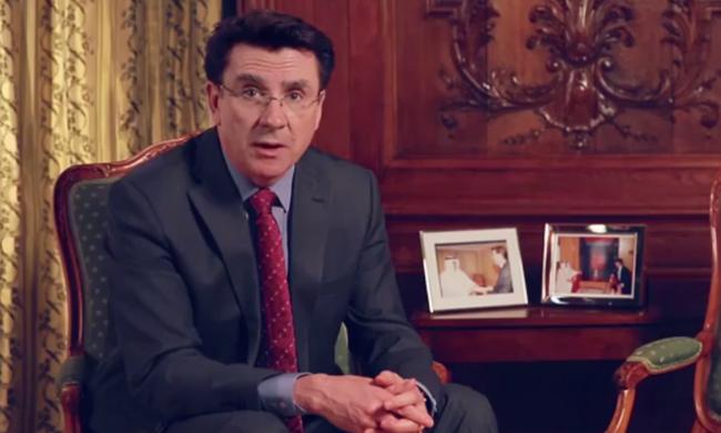 Így beszél magyarul az új brit nagykövet