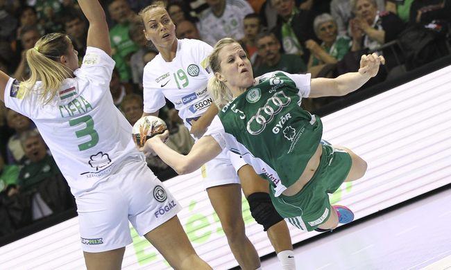 Kézilabda BL: óriási lépést tett a Győr a Final Four felé