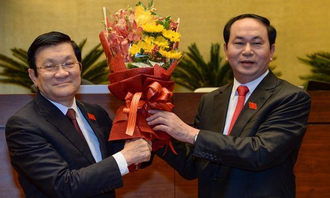 Vietnamban megválasztották az ország új elnökét