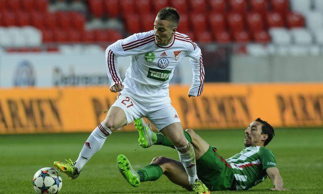 Tizenkét év után ismét bajnok a Ferencváros