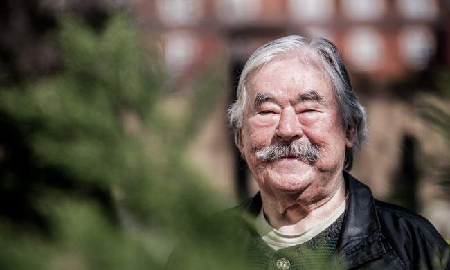 """Csukás István 80 éves: """"boldog és elégedett ember vagyok"""""""