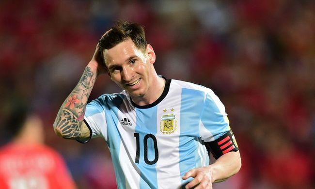 Messi bejelentette: visszavonul