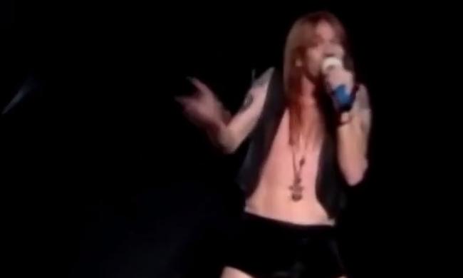 Újra együtt koncertezik a Guns N' Roses